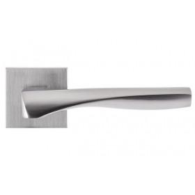 Дверная ручка MVM Furniture A-2018 Матовый хром