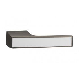 Дверная ручка MVM Furniture Z-1440 MA/WHITE Матовый антрацит/белый