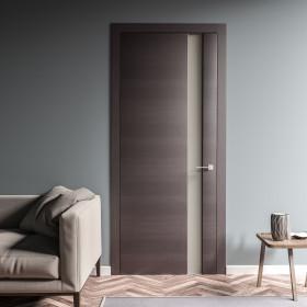 Дверь RODOS Modern Flat полустекло