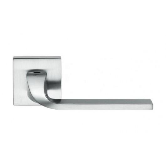 Дверна ручка Colombo Isy BL 11 Матовий хром ф/з