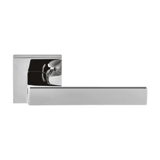 Дверна ручка Colombo RobocinqueS ID 71 R ф/з Хром