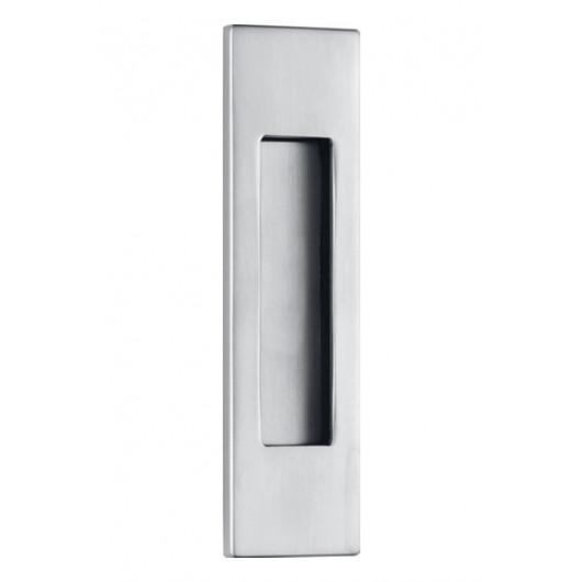 Дверная ручка Colombo ID 411 Матовый хром на раздвижные двери