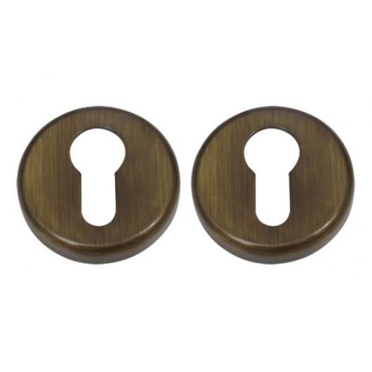 Накладка Colombo CD 63 G B под ключ Античная латунь
