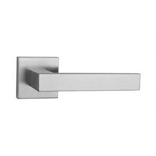 Дверная ручка TUPAI SQUARE 2275Q Матовый хром