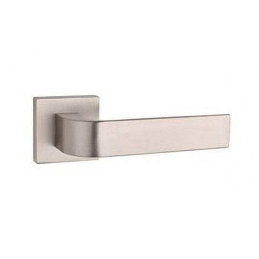 Дверная ручка TUPAI CINTO 2732Q Матовый никель