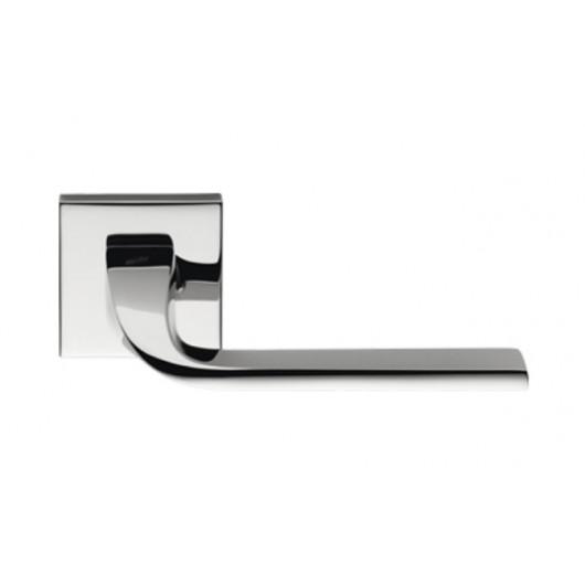 Дверная ручка Colombo Isy BL 11 Хром ф/з (роз. 6мм)