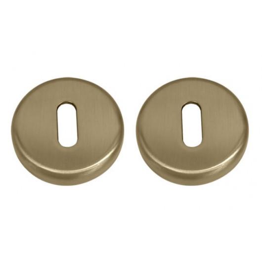 Накладка Colombo CD 1063 прорезь Матовое золото