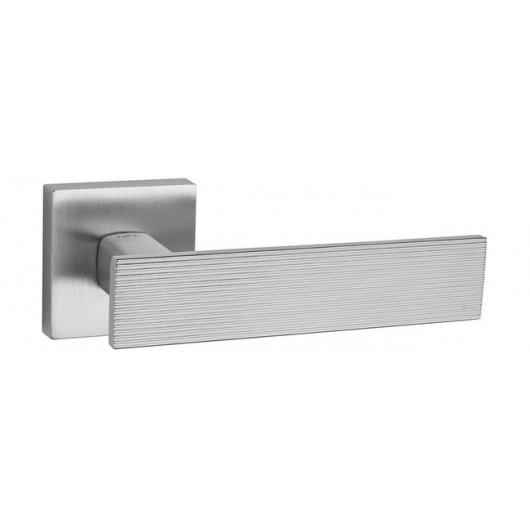 Дверная ручка TUPAI LINA 4 3042Q Матовый хром