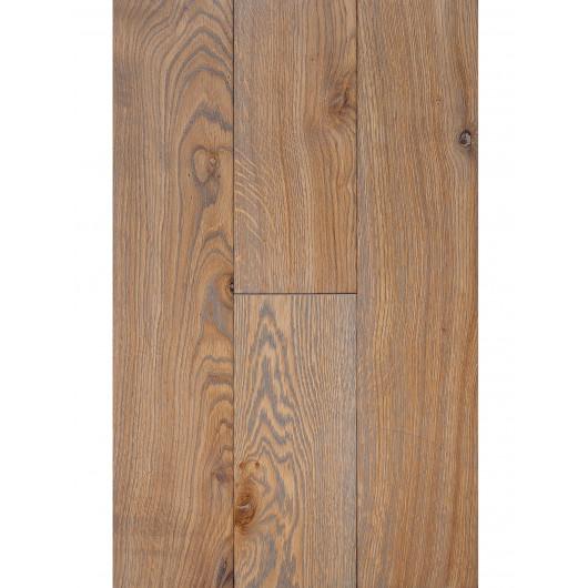 Массивная доска Falcone Дуб Rustic 663-R, браш, масло
