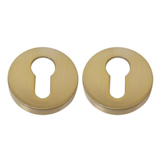 Накладка Colombo CD 43 G под ключ Матовое золото