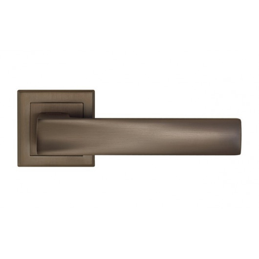 Дверная ручка LINDE Furnitura A-2010 Матовая темная бронза