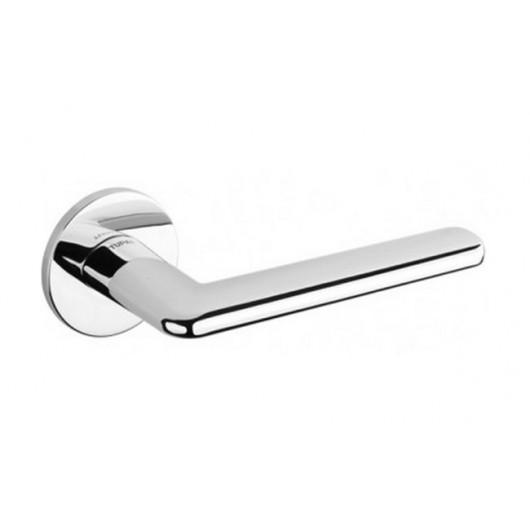 Дверная ручка TUPAI ELIPTICA 3098-5S Полированный хром