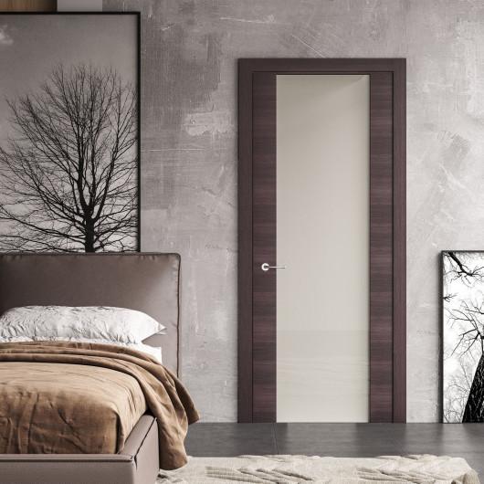 Дверь RODOS Modern Flat со стеклом
