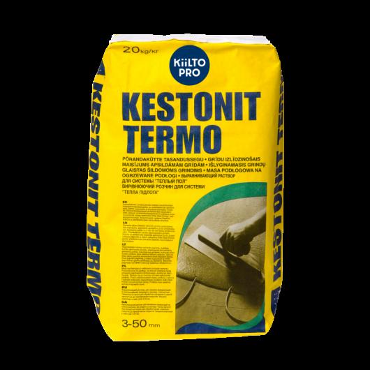 Смесь самовыравнивающаяся Kiilto Kestonit Termo