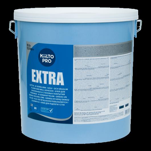 Клей акрилодисперсионный без растворителя Kiilto Extra