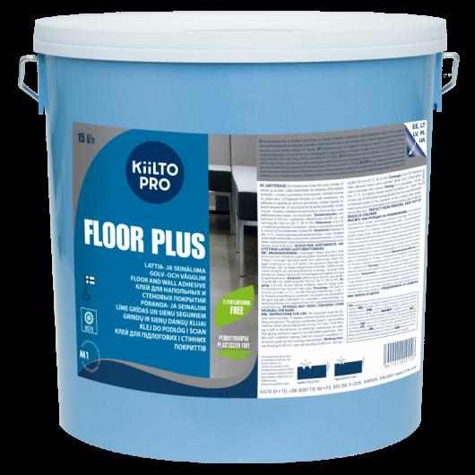 Клей акрилодисперсионный Kiilto Floor Plus