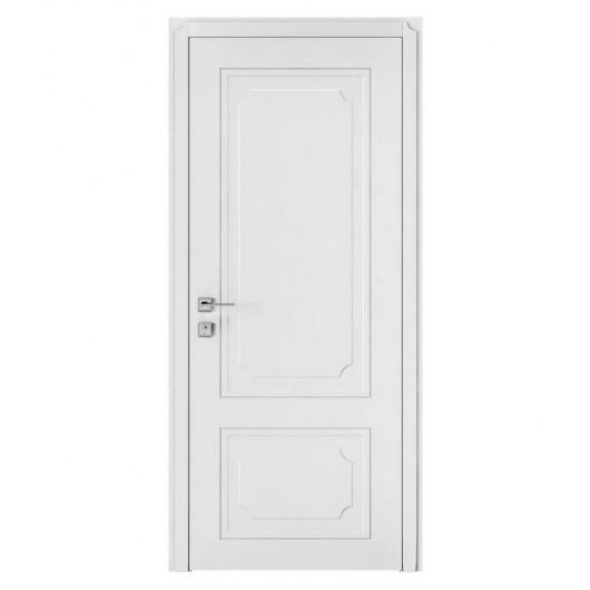 Дверь RODOS Cortes Selena белый матовый