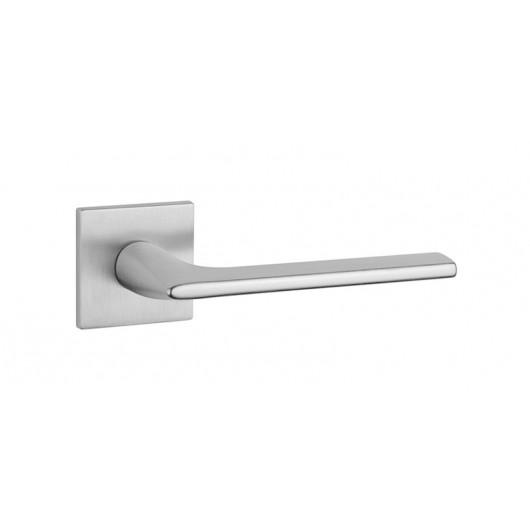 Дверная ручка APRILE SALVIA Q 5S Сатин хром