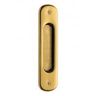 Дверная ручка Colombo CD 211 Полированная латунь на раздвижные двери
