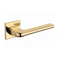Дверная ручка TUPAI 4007Q-5S Полированное золото