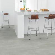 Виниловый пол Quick-Step Ambient Click AMCL40050 Бетон Теплый Серый