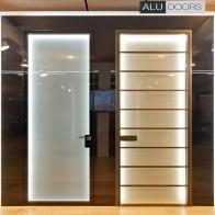 Дверь ALUDOORS Line