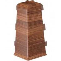 Наружный угольник INDO с имитацией древесины