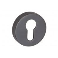 Накладка SYSTEM RO12Y под ключ Черный матовый никель