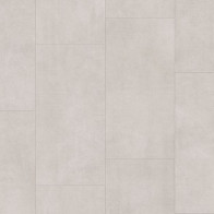 Виниловый пол Vitality Tile VITP40049 Light Grey Cement