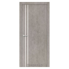 Дверь KORFAD Aluminium Loft Plato ALP-01
