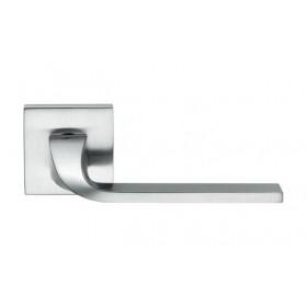 Дверная ручка Colombo Isy BL 11 Матовый хром ф/з