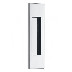 Дверная ручка Colombo ID 411 Хром на раздвижные двери