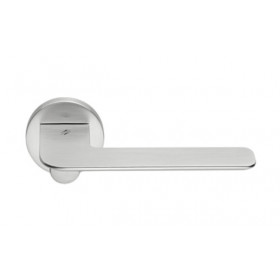 Дверная ручка Colombo Slim FF 11 Матовый хром R ф/з