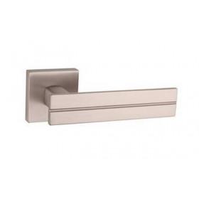 Дверная ручка TUPAI LINA 1 2736Q Матовый никель