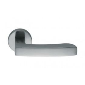 Дверная ручка Colombo Viola AR 21 Матовый хром R ф/з