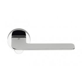 Дверная ручка Colombo Slim FF 11 Хром R ф/з