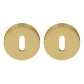 Накладка Colombo CD 1043 прорезь Матовое золото