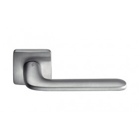Дверная ручка Colombo RoboquattroS ID 51 Матовый хром R ф/з