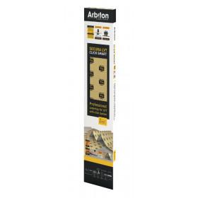 Подложка гармошка Arbiton Secura LVT Click Smart 1,5 мм модифицированный XPS + флизелин + пленка PET + слой антислип