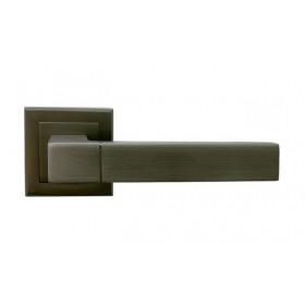 Дверная ручка LINDE Furnitura Grotti Матовый антрацит