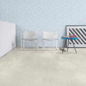 Виниловый пол Quick-Step Ambient Glue Plus AMGP40049 Бетон Светлый