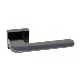 Дверная ручка SYSTEM ATLAS Черный матовый никель