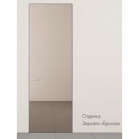 Скрытая дверь Secret Doors с зеркалом