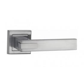 Дверная ручка MVM Furniture QOOB Матовый хром