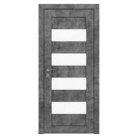 Дверь RODOS Modern Milano New полустекло