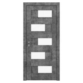Дверь RODOS Modern Verona New полустекло