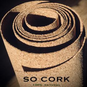 Пробковая подложка SO CORK 2,0 мм (10 м2)