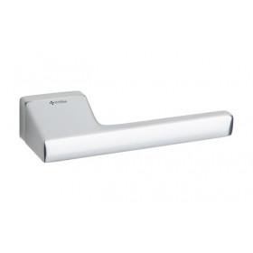 Дверная ручка SYSTEM ULTRON Брашированный матовый хром