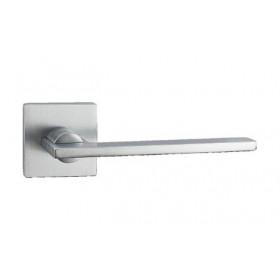 Дверная ручка LINDE Furnitura Z-1450 MOC Матовый старый хром