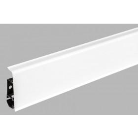 Плинтус напольный Arbiton INDO 01 Белый блеск